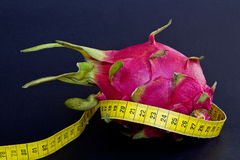 Pitahaya diet Royalty Free Stock Image