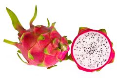Pitahaya, dragon fruit Royalty Free Stock Photos