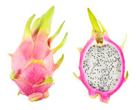 Pitahaya isolated Royalty Free Stock Photo