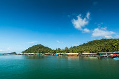 Pitak Island Stock Images