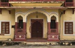 Pitam Niwas Chowk. City Palace Jaipur Stock Image