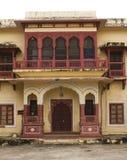 Pitam Niwas Chowk. City Palace Jaipur Stock Images