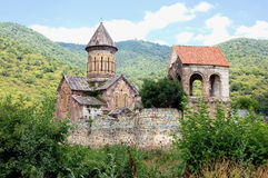 Pitareti monastery in Georgia Stock Photo