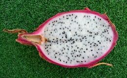 pitaya异乎寻常的果子 免版税图库摄影