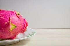 Pitaya или Pitahaya плодоовощ Стоковые Фото