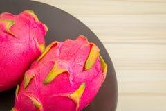Pitaya или Pitahaya плодоовощ Стоковые Изображения