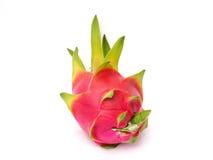 Pitaya на белой предпосылке Стоковые Изображения RF