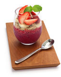 Pitaya bowl Stock Photo