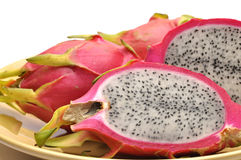 Pitaya dragon fruit Stock Image