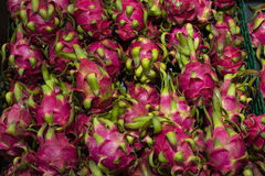 Pitaya dragon fruit Stock Photo