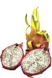 Pitaya or Dragon Fruit. Isolated Stock Image