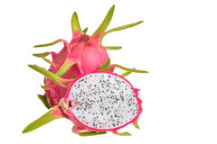 Pitaya or Dragon Fruit Stock Images