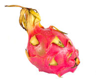 Pitaya, dragon fruit isolated on white background Royalty Free Stock Images