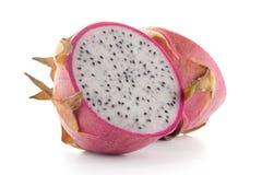Pitaya or Dragon Fruit. Isolated on white background Stock Images