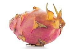 Pitaya or Dragon Fruit. Isolated on white background Royalty Free Stock Images