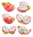 Pitaya (dragon fruit) Stock Photos