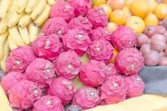 Pitaya(dragon fruits) Stock Photo