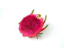Pitaya-Frucht-Scheibe Stockbild