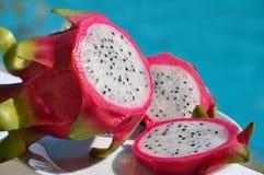 Pitaya - fruit de dragon Photo libre de droits