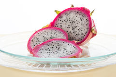 Pitaya fruit Stock Image