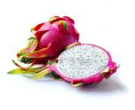 Pitaya Isolated On White Royalty Free Stock Photo