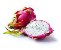 Pitaya isolated on white Royalty Free Stock Photo