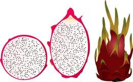 Pitaya, Pitahaya, Dragonfriut Royalty Free Stock Image