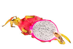 Pitaya slice Royalty Free Stock Photography