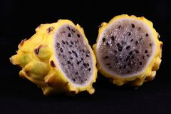 Pitaya - Tropical fruit Royalty Free Stock Images