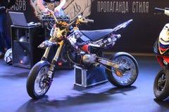 Pitbike Royalty Free Stock Photo