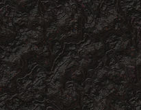 Pitch Black Rock Background Texture Royalty Free Stock Images