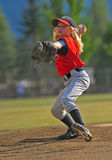 Pitcher royalty free stock photography
