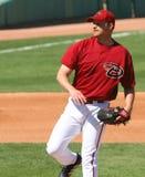 pitcher Aaron Heilman Stock Photos