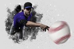 Pitcher Baseball Stock Image