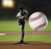 Pitcher Baseball Player Stock Photos
