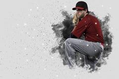 Pitcher Baseball Royalty Free Stock Photos
