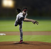 Pitcher Baseball Player Stock Photography