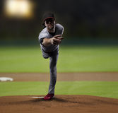 Pitcher Baseball Player Royalty Free Stock Photo