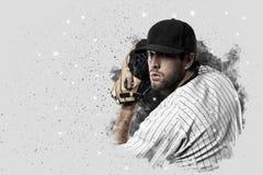 Pitcher Baseball Royalty Free Stock Photo