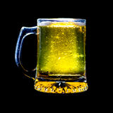 Pitcher of Beer Royalty Free Stock Photos