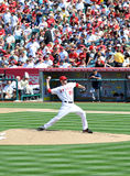 Pitcher Jon Garland Stock Photography