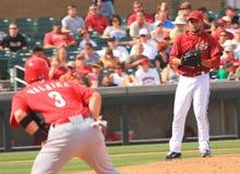 Pitcher Jordan Norberto Royalty Free Stock Photos