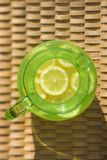 Pitcher of lemonade. Stock Images