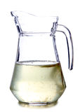 Pitcher of lemonade Royalty Free Stock Image