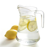 Pitcher Of Water Royalty Free Stock Image