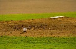Pitchers Mound Royalty Free Stock Image