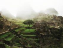 Pitchu du Pérou - du Muchu Photographie stock libre de droits