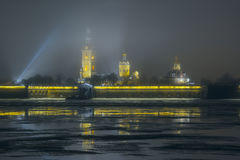 Piter and Paul Fortress Royalty Free Stock Images