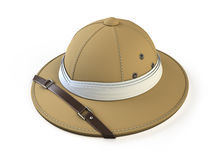 Pith helmet Royalty Free Stock Photo
