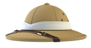 Pith Helmet Stock Images